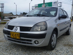 Renault Symbol 1.4 2004 Mt
