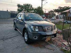 Nissan Frontier 2.5 Xe Cab. Dupla 4x2 4p 2012