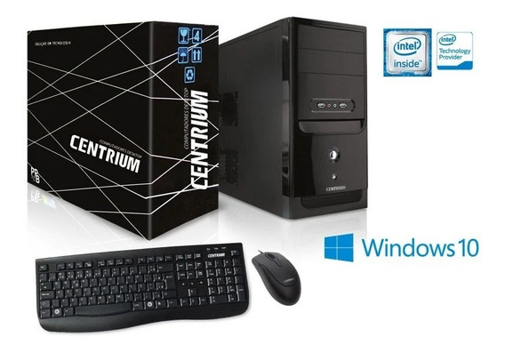 Computador Centrium (66655-3) Hintop 3050 Intel Dual Core