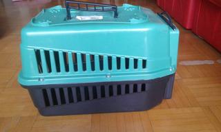 Jaula Para Trasladar Para Perro O Gato
