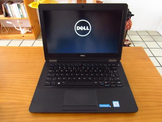 Notebook Dell Latitude 7270 I5-6300u 6ª 8gb Ram 128gb Ssd