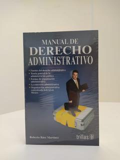 Manual De Derecho Administrativo 3ed. Trillas