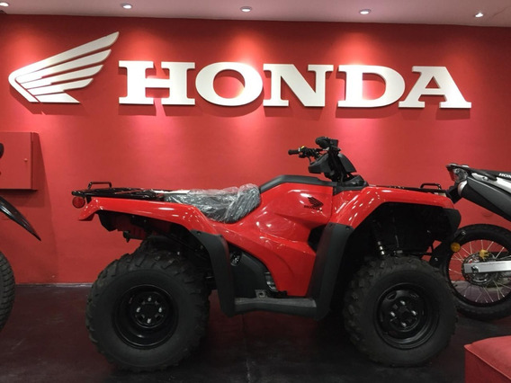 Honda Trx 420 Mt