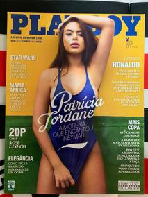 Revista Playboy - Patrícia Jordane