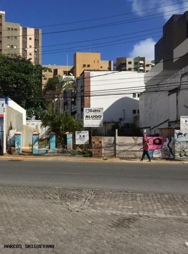 Imagem 1 de 6 de Terreno Para Locação Em Salvador, Rio Vermelho - An0297_2-983523