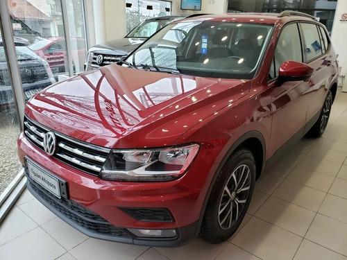 Nueva Tiguan Trendline 0km Allspace Volkswagen Precio Vw A14