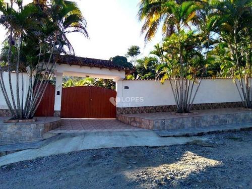 Imagem 1 de 20 de Casa À Venda, 275 M² Por R$ 800.000,00 - Pindobal (ponta Negra) - Maricá/rj - Ca12137
