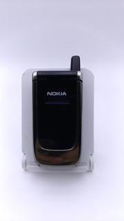 Celular Nokia 6060 Flip Semi-novo Bom De Sinal 100% Ok