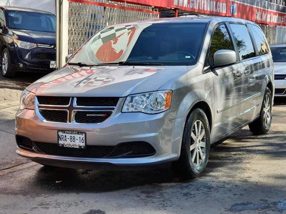 Dodge Grand Caravan 3.7 Se At 2017