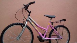 Bici Mtb Dama Urbana R24 Shimano Garantia Bicicleteria Oeste