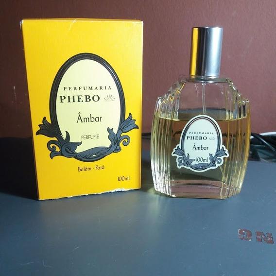 Perfume Phebo Granado Âmbar 80ml