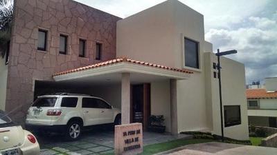 Casa Amueblada En Renta En Villantigua