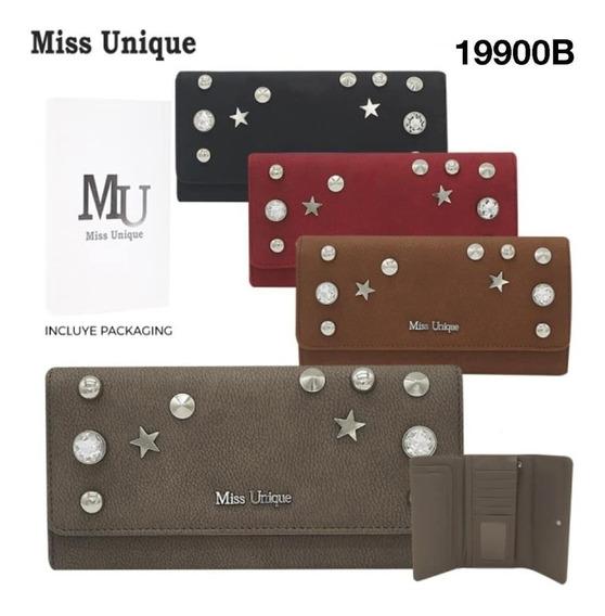 Billetera Dama Miss Unique Mod. 19900