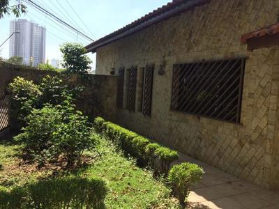 Casa Térrea Isolada, Com Dependência De Empregada. Rua Residencial, Aceita Fgts E Financiamento. - Mi70036