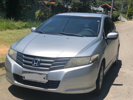 Honda City 1.5 Exl Flex Aut. 4p 2010