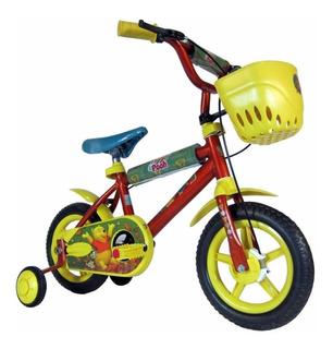 Bicicleta Unibike Mickey Rodado 16