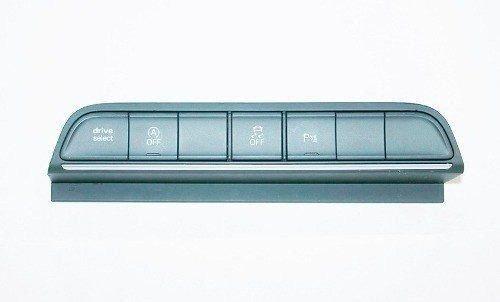 Conjunto Botão Do Painel Original 8u1941567 Audi Q3 Ano 2014