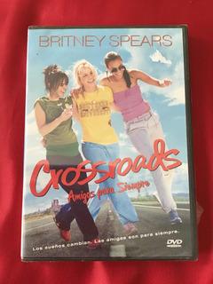 Britney Spears Dvd Crossroads Amigas Por Siempre Nuevo