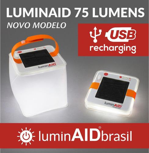 Luminaid 75 Lumens - Representante Autorizado No Brasil