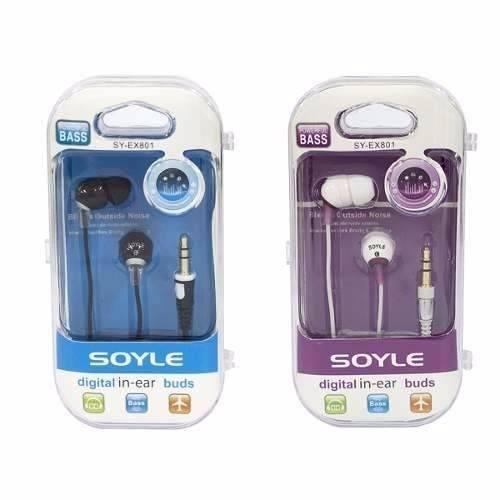 Fone De Ouvido Intra-auricular Confortavel P2 Multimidia Mp3