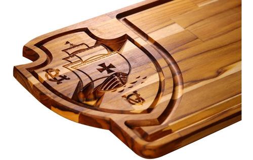 Imagem 1 de 4 de Tabua Carne Churrasco Madeira Personalizada Com Seu Nome