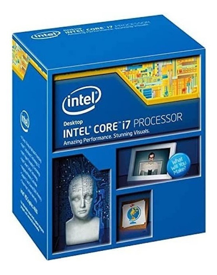 Processador Intel I7 4790k - 4.0ghz