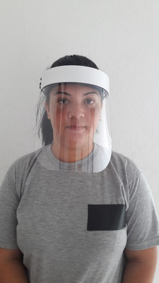 Proteção Facial Linha Light