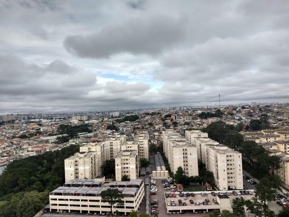 Apartamento À Venda - Ótima Localização Com Metro E Comercio
