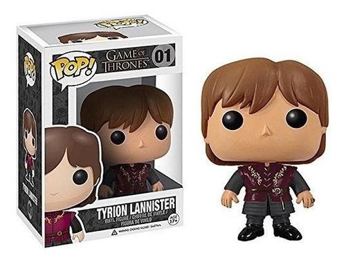 Tyrion Lannister - Muñeco Funko Pop - Libreria Alsina