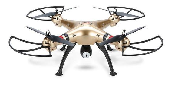 Drone Original Syma X8hc X8hw Wifi Fpv Cam 2.0mp Hd Promoção