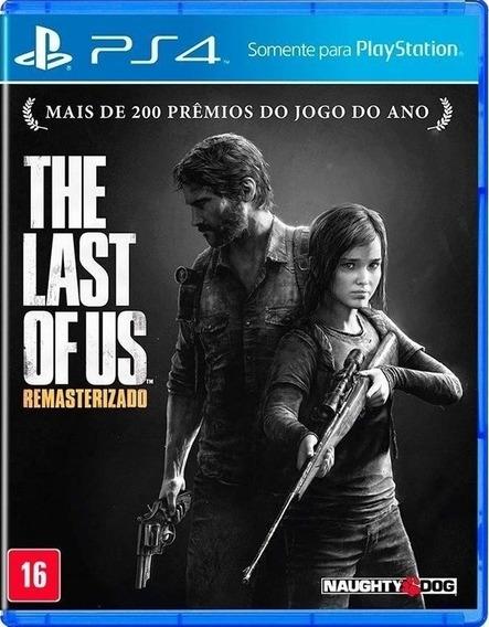The Last Of Us Ps4 2 Digital 2 Pt-br Digital Psn