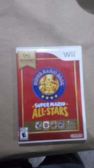 Jogo Nintendo Wii Mario Bros