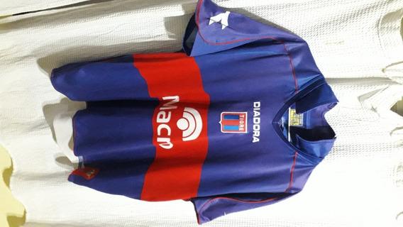 Camiseta Tigre Diadora Macro 2008