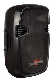 Bafle Amplificado 15 Dynamont Usb Sd Fm Mic Remoto Eq