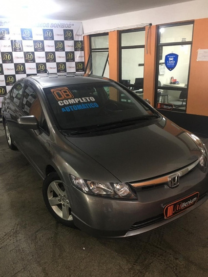 Honda Civic 1.8 Lxs Flex Aut. 2008