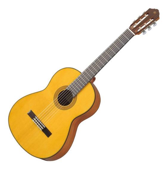 Guitarra Clásica Yamaha Cg142s Brillo Natural