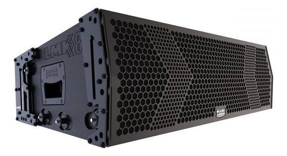 Caixa De Som Amplificada Mark Audio Line Array Lmk 8
