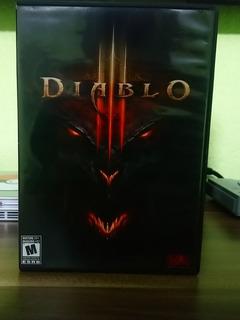 Diablo Iii Para Pc En Español Completo