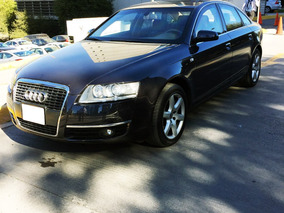 Blindada 2008 Audi A6 V8 4.2 Nivel 3 Plus Blindados