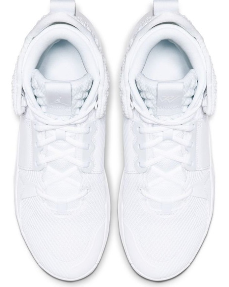 Tenis Jordan Why Not Zer 0.2 Blanco # 25 Al 30 100% Buen Fin