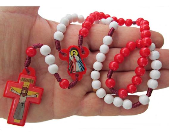 Terco Para Crianca Divina Misericordia Jesus Misericordioso