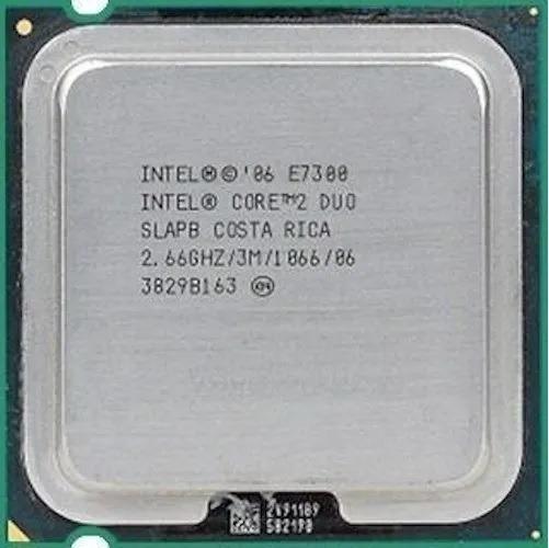 Processador Intel Core 2 Duo E7300 2.66 Ghz 3m Cache Fsb1066