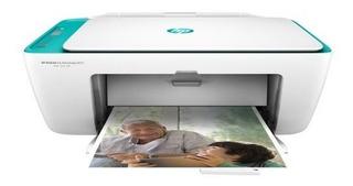 Impresora Multifuncional Hp Deskjet Ink Advantage 2675 Wifi