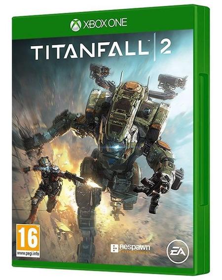 Titanfall 2 - Xbox One - ( Mídia Física, Original, Nova E Lacrada )