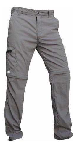 Pantalon Hombre Trekking Bermuda Elastizado Verano Moda Runnig Montaña Slim Bolsillo Quilmes Oferta