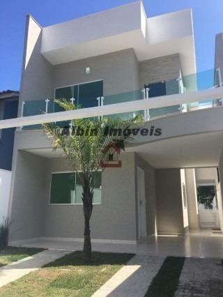 Casa 3 Qts 1ª Locação Em Itaipu - 3230b