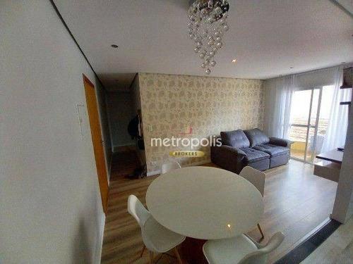 Imagem 1 de 17 de Apartamento Com 2 Dormitórios À Venda, 65 M² Por R$ 470.000,00 - Santa Maria - São Caetano Do Sul/sp - Ap2474