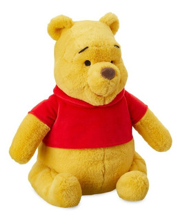 Disney Store Peluche Winnie Pooh 38 Cm 100% Original