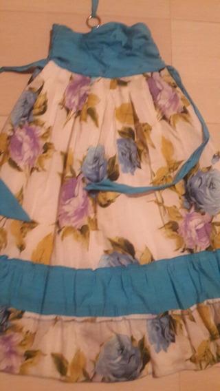 Vestido De Niña Talla 14