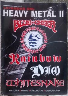 Revista Leyendas Del Heavy Metal Ii